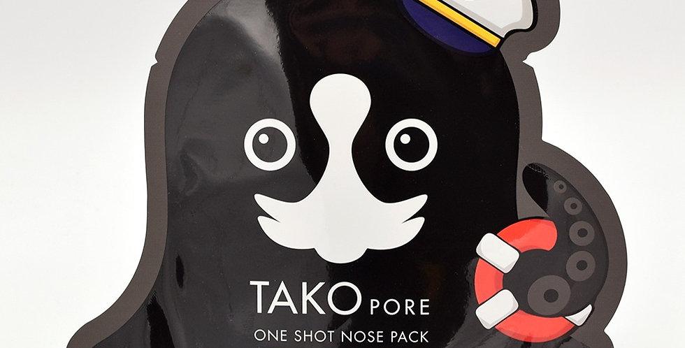 Tony Moly Tako One Shot Nose Pack