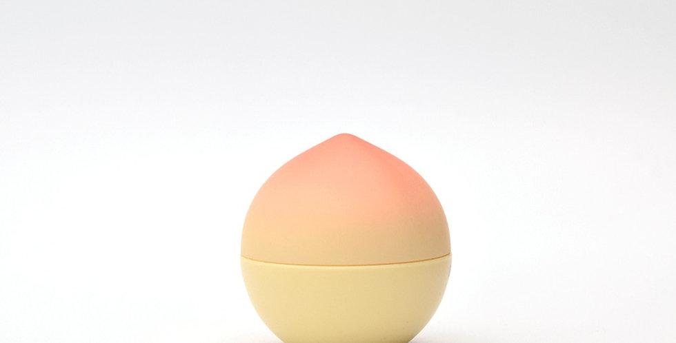 TONY MOLY Mini Peach Lip Balm
