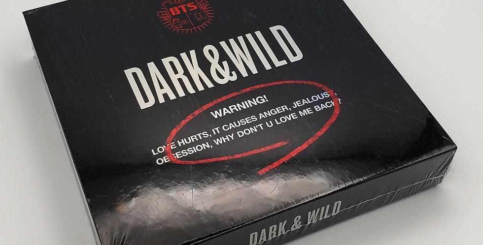 BTS, Dark & Wild