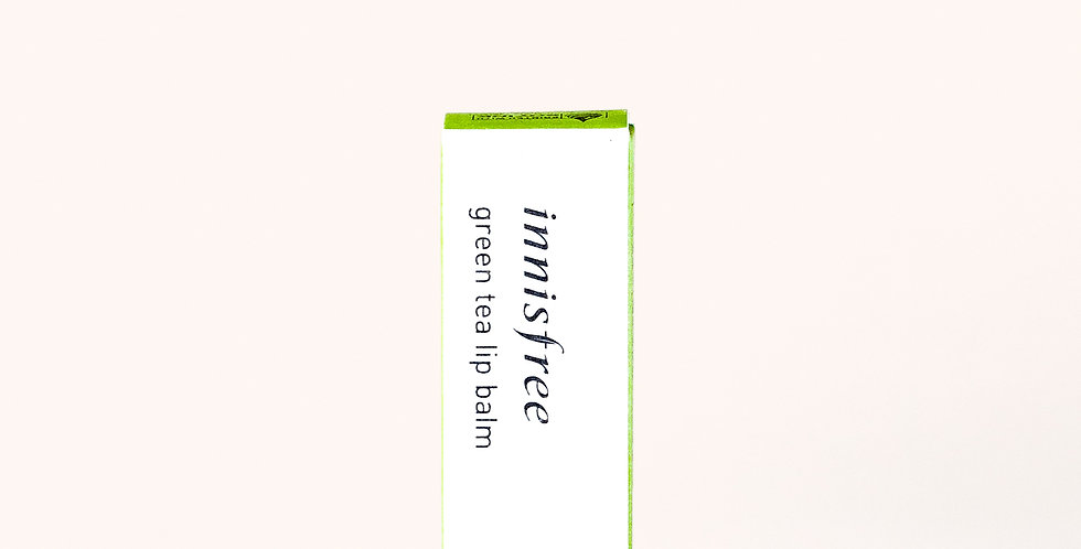 INNISFREE Soft lip balm with green tea