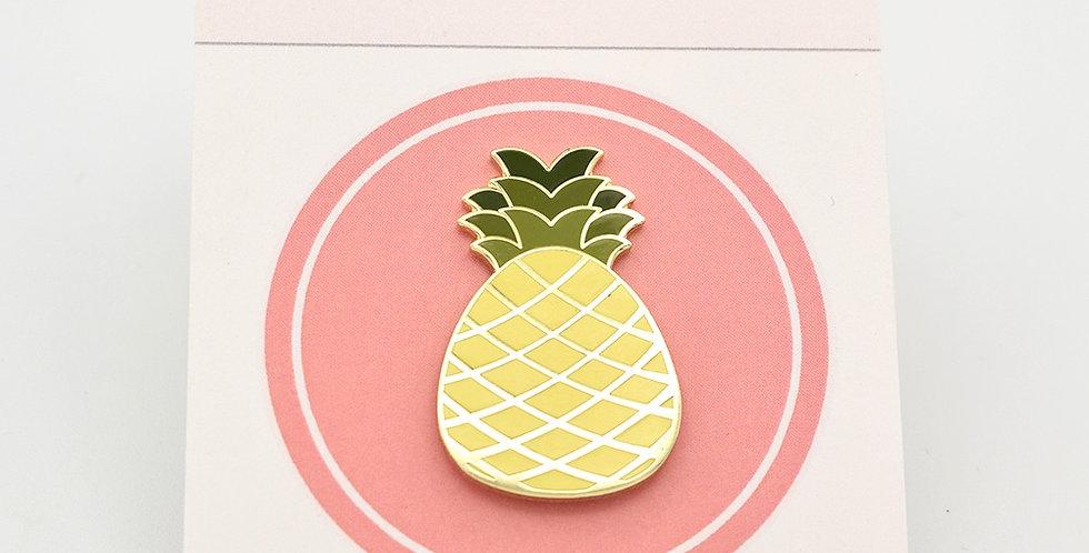 Halifax Paper Heart Pin - Variety