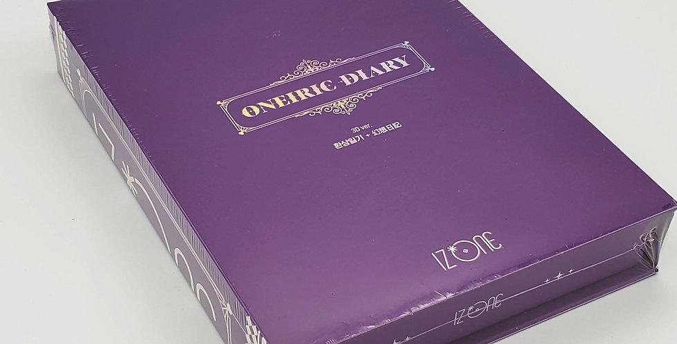Izone, One Iric Diary