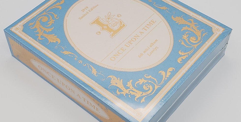 Lovelyz, Once Upon a Time Limited