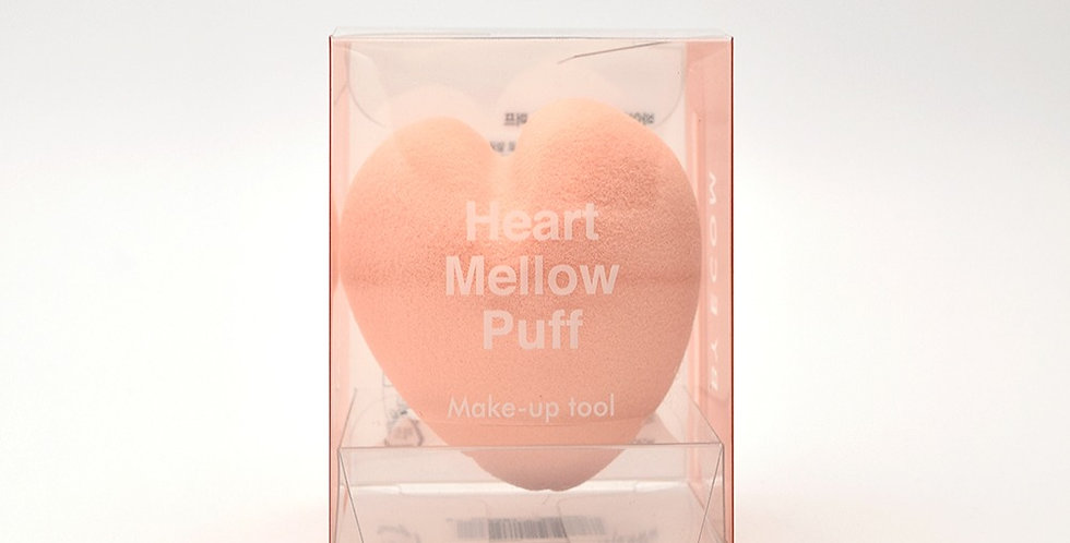 BY ECOM Heart Mello Puff