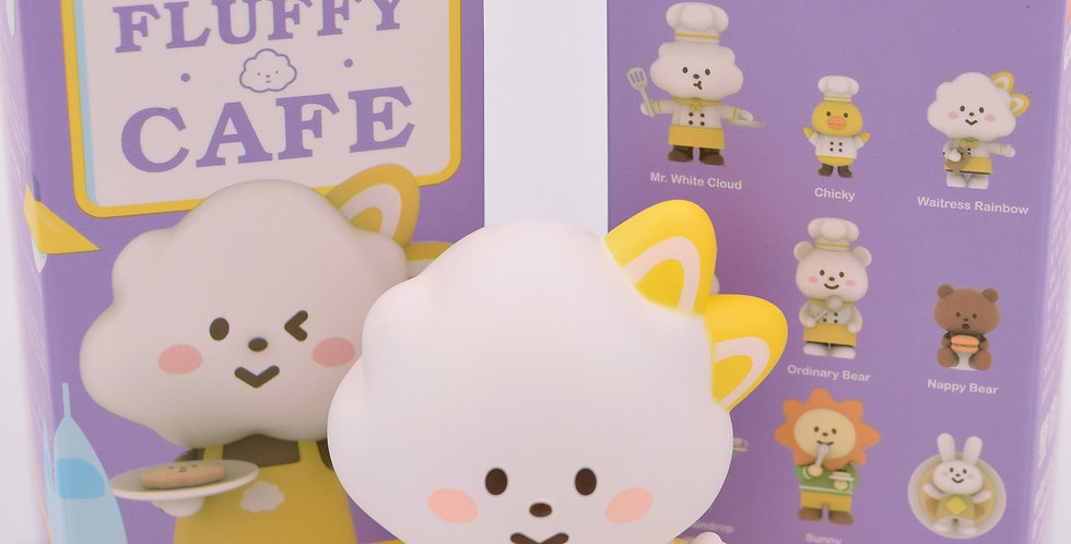 Fluffy Cafe Blind Box