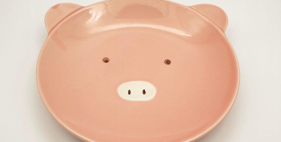 Piggy Plate