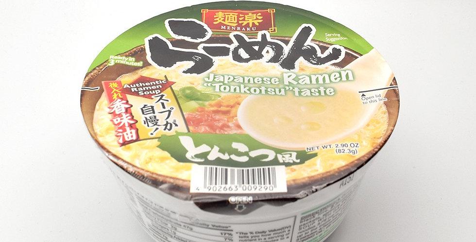 Menraku Tonkotsu Taste Ramen Bowl