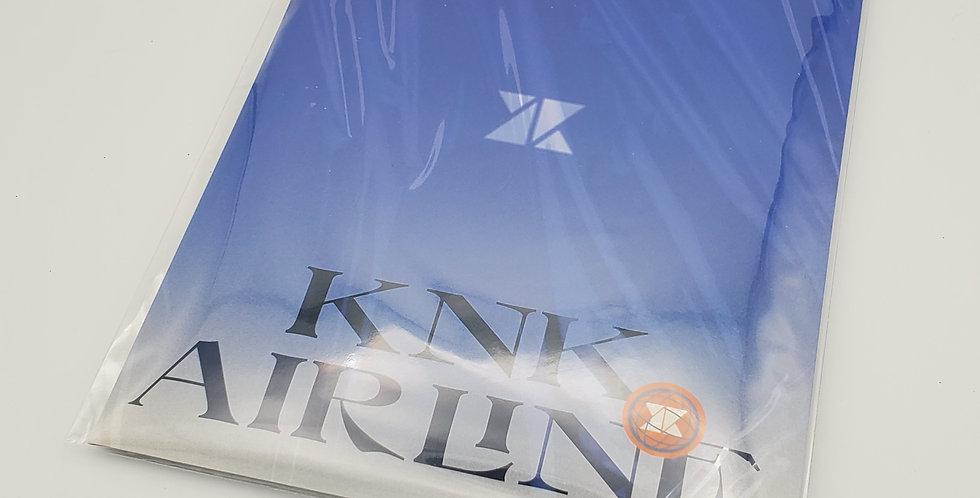 KNK, Airplane