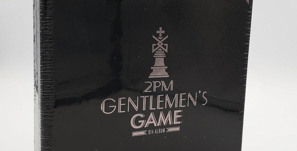 2PM, Gentelmen's Game