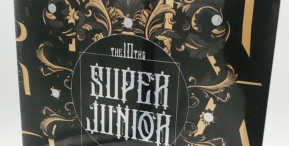 SUPER JUNIOR Vol10 The Renaissance