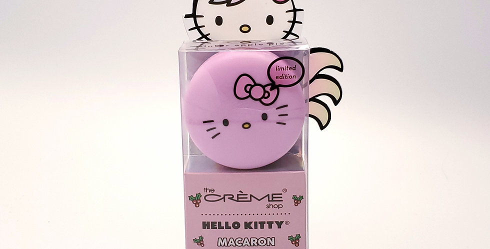 THE CREME SHOP Hello Kitty Winter Apple Pie Unicorn Lip Balm