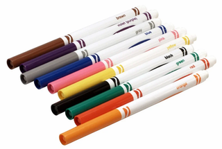Crayons feutres