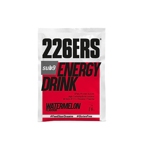 Sub-9 Energy Drink 50g Watermelon - MONODOSE