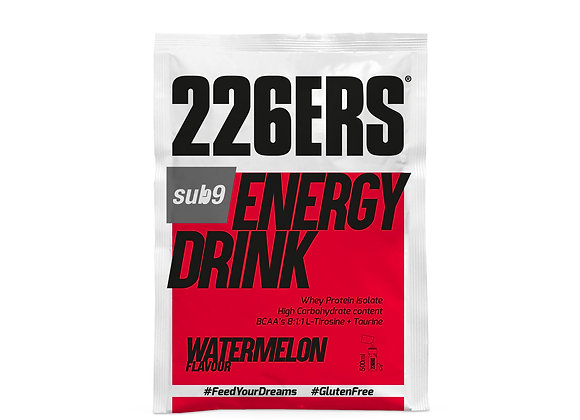 Sub-9 Energy Drink Watermelon - MONODOSE