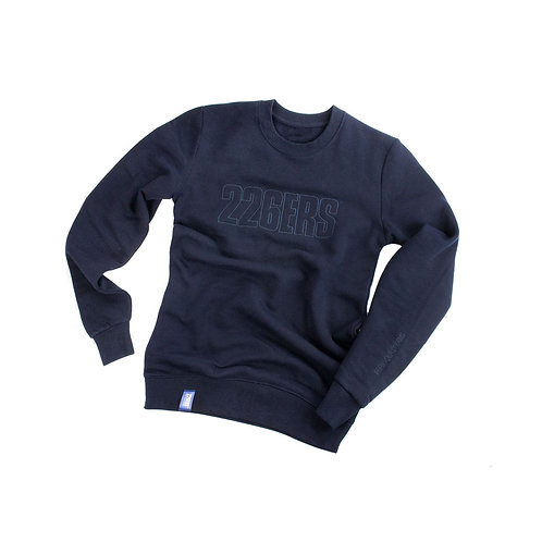 NAVY Unisex Classic Sweatshirt