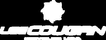 White LC Logo