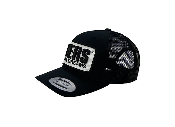 Black Hat 226ERS Curved Patch
