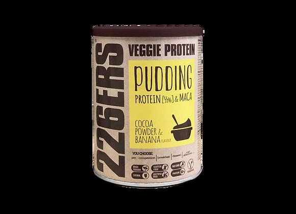 Veggie Protein Pudding – Cocoa & Banana Flavour 350g