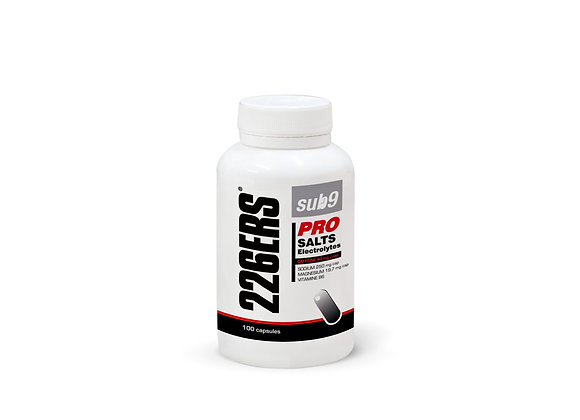 Sub-9 Pro Salts Eelectrolytes
