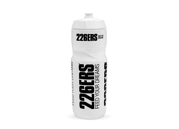 Bottle White - Black Logo