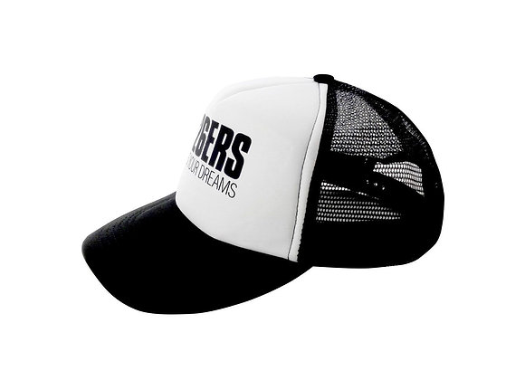 Black Hat 226ERS Curved Printed Logo