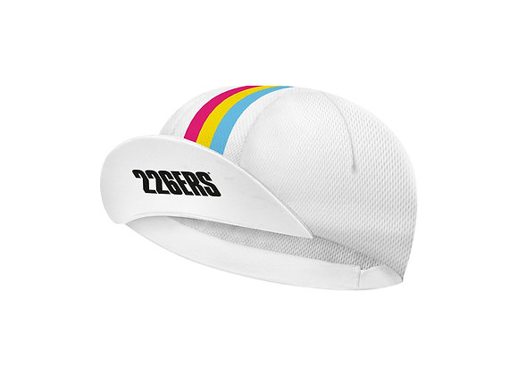 Cycling Cap HYDRAZERO White
