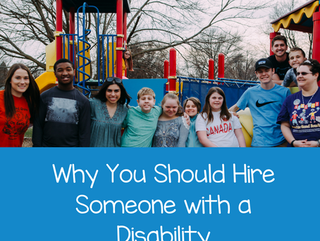 Why You Should Hire Someone with a Disability