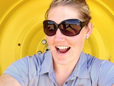 National Volunteer Week Spotlight: Board President Heather Hartley
