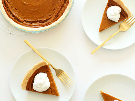 Food Allergy-Friendly Recipes That Will Make Thanksgiving Cooking a Piece of Cake (or Pie)