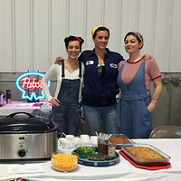 Chili Cook-Off Team