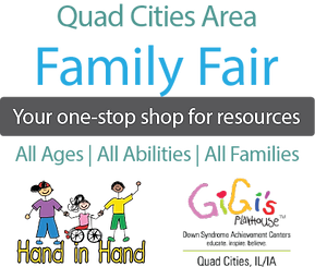 Quad Cities Are Family Fair. Your one-stop shop for resources for all abilities.