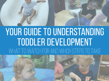 Your Guide to Understanding Toddler Development