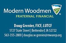 Modern Woodmen Doug Grenier