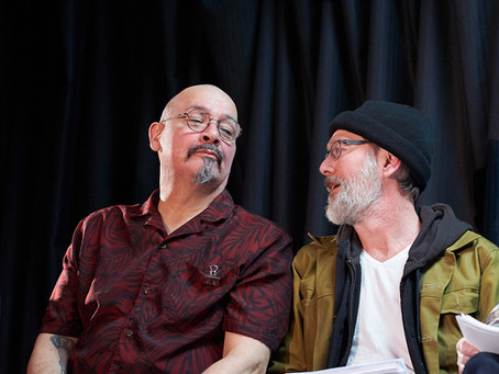 The Neck - a Staged Reading