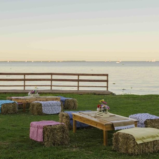 NATY ❤  JUAN _#ambientacion #casamientos
