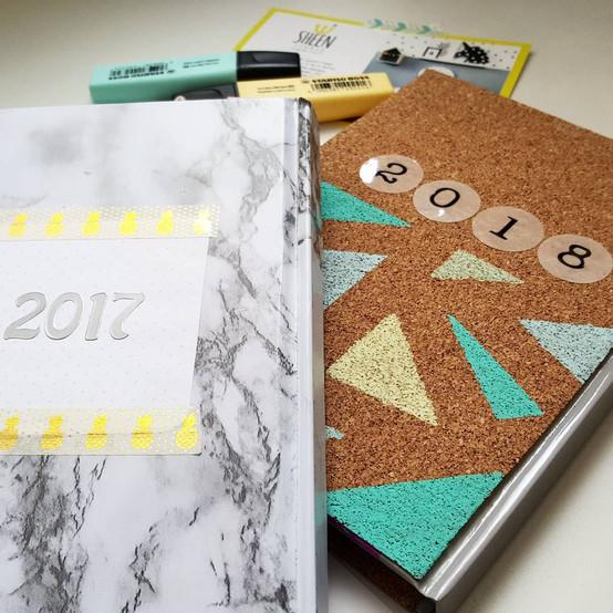 יומן בולט ג'ורנל או איך לתכנן את 2018 צבעונית ומסודרת
