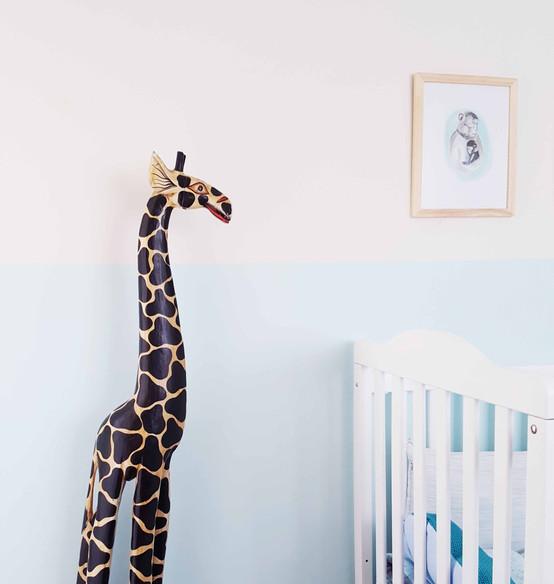 החדר של לביא: עיצוב חדר בהפתעה לתינוק