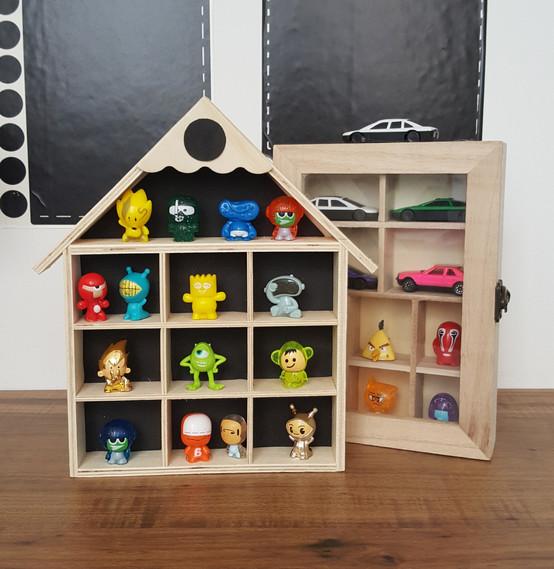 הנה בית לי קטן | הדרכת DIY