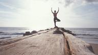 Yoga by the Ocean
