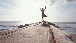 Йога у океана