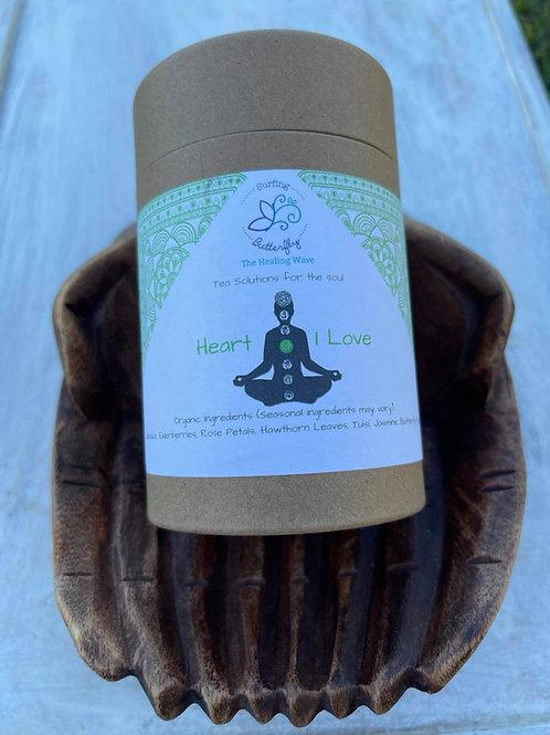 Heart Chakra Tea