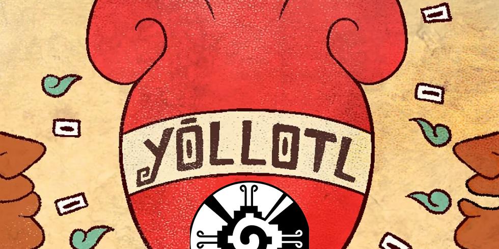 ATLACHINOLLI - YOLLOTL: THE VOICE OF THE HEART