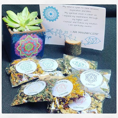 The healing tea game basic