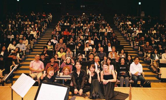 2017.11.4 sax night concert