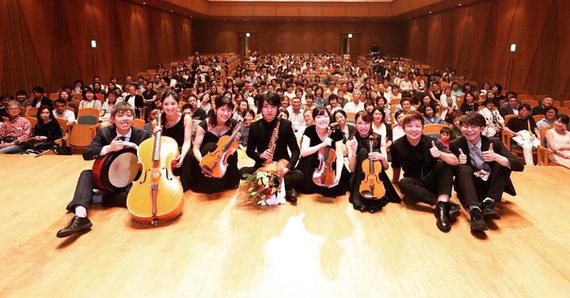 2019.9.14 shinji hosokawa sax concert
