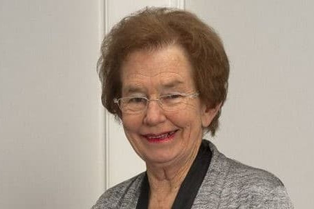 Dame Margaret steps down from WEDS