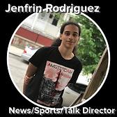 Jenfrin Rodriguez 2021 News Sports Talk.