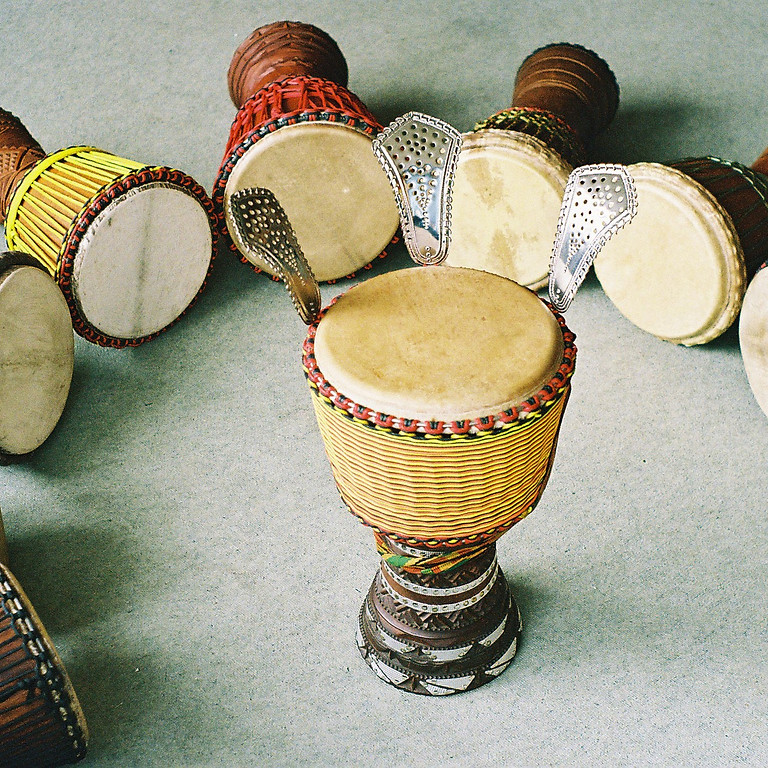 Love to Drum - djembe and percussion fun! SE4