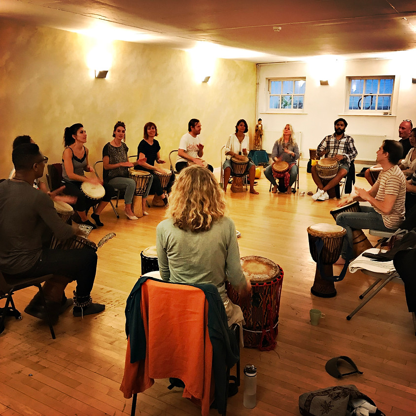 Love to Drum - djembe and percussion fun