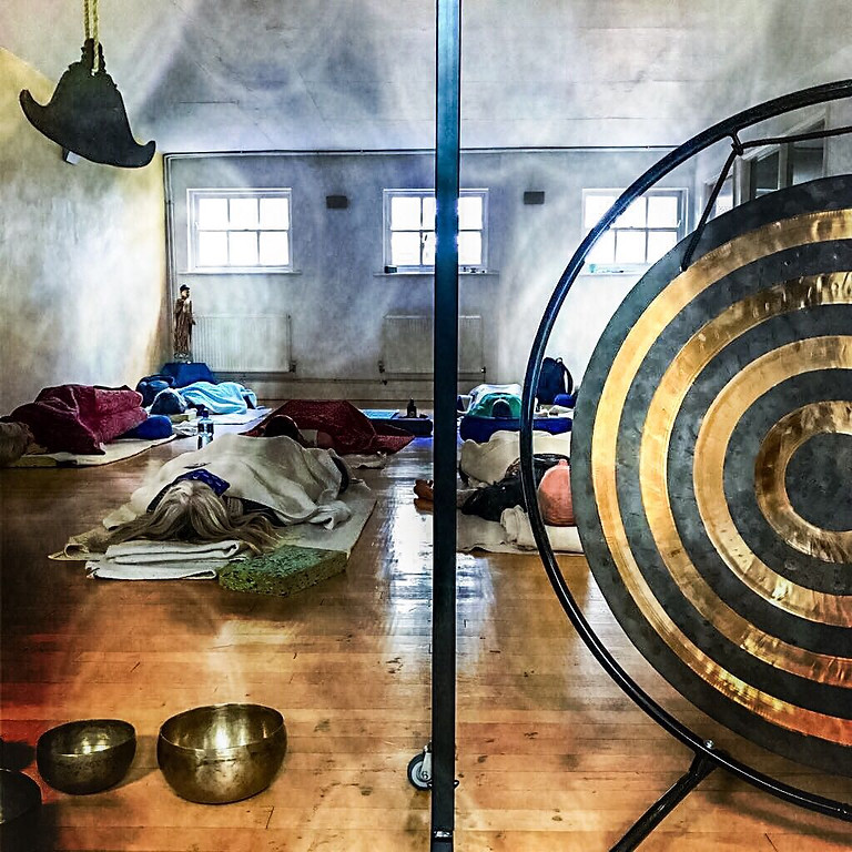 Yoga Nidra and Gong Bath Relaxation